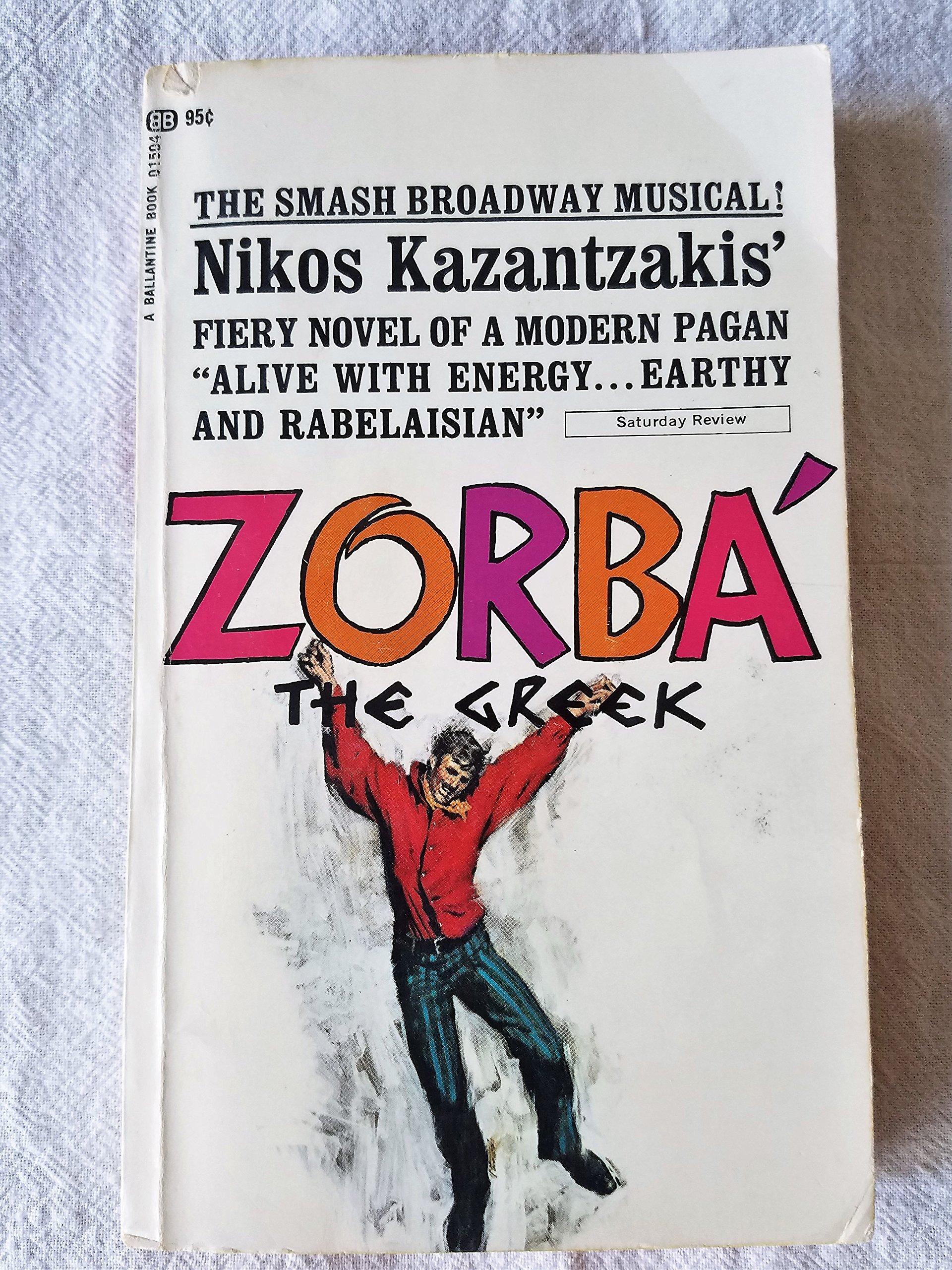 Zorba The Greek Ebook