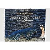 Gorey Creatures Book of Postcards Aa572