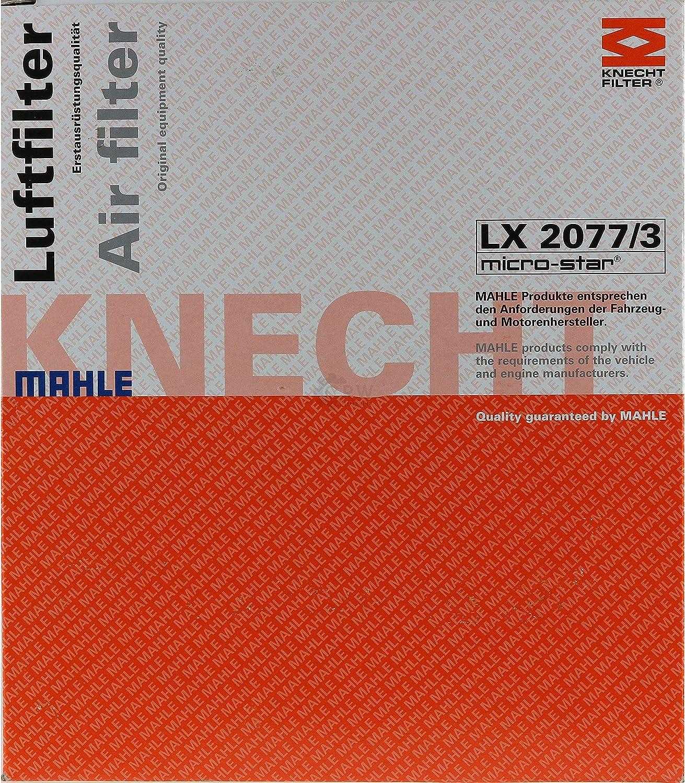 MAHLE//KNECHT Inspektions Set Inspektionspaket Luftfilter /Ölfilter Kraftstofffilter
