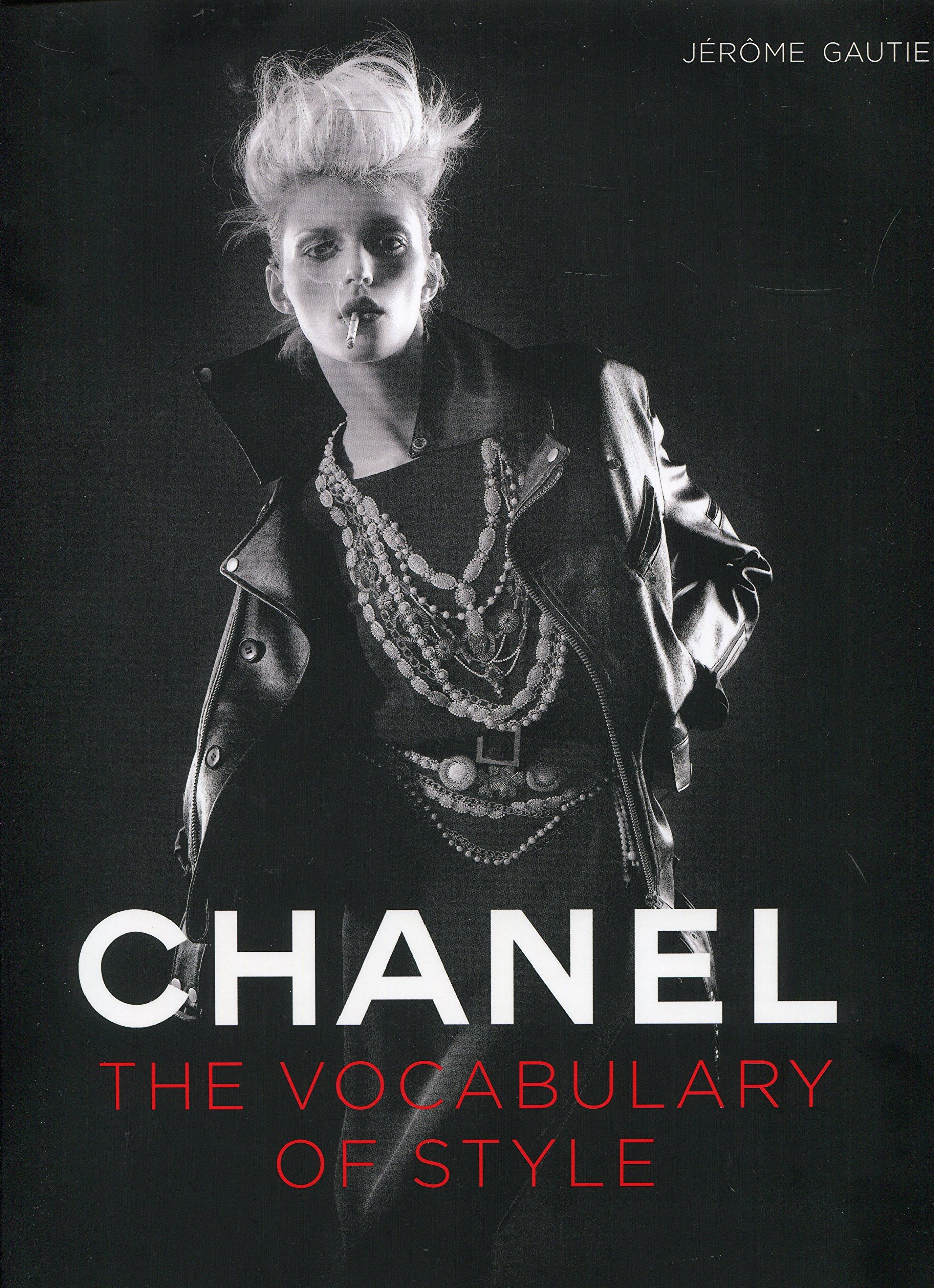 Chanel The Vocabulary Of Style Amazon Co Uk Jerome