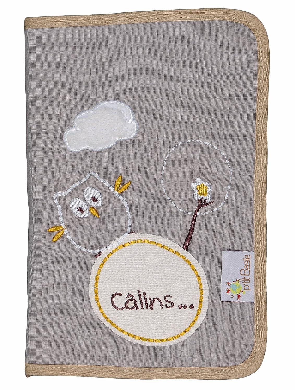 Diseño de Minions con diseño de alionín Basile easyworld diseño de flores de dormir y funda de una bolsa de regalos, de ducha de algodón orgánico 90 cm, ...