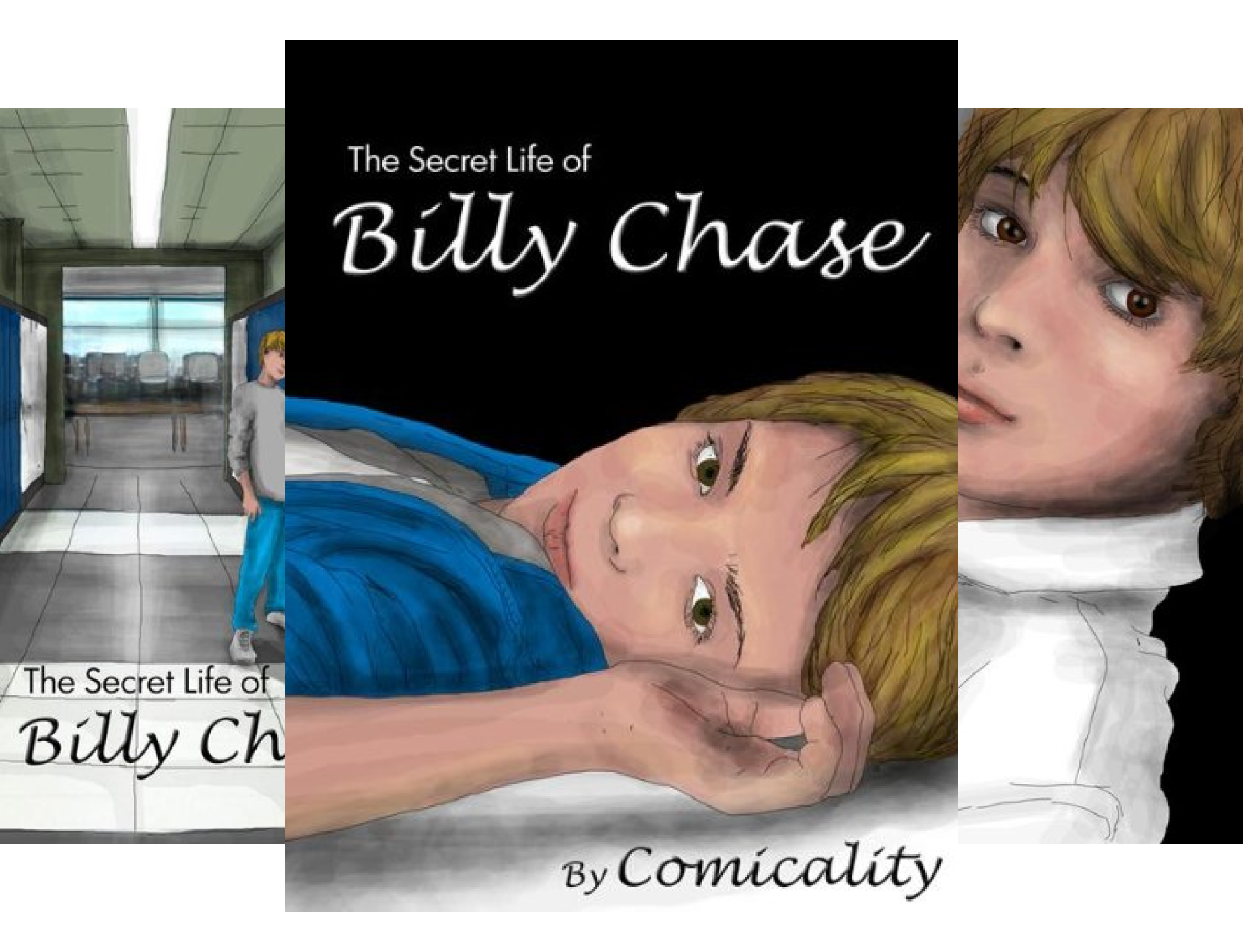 The Secret Life of Billy Chase (8 Book Series)