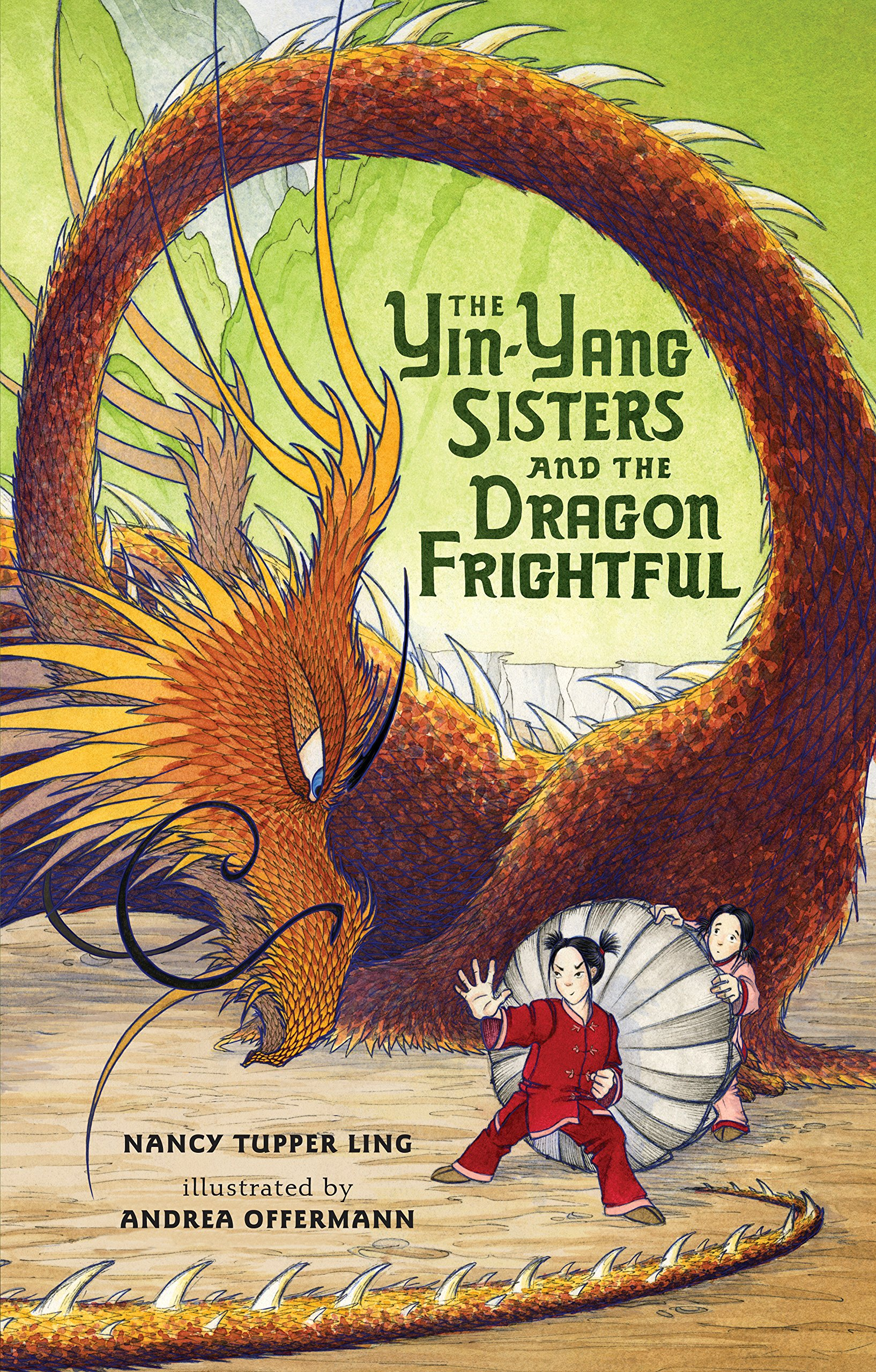Image result for the yin-yang sisters and the dragon frightful