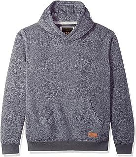 390f9806 Quiksilver Men's Keller Hood Fleece Hoodie Jacket