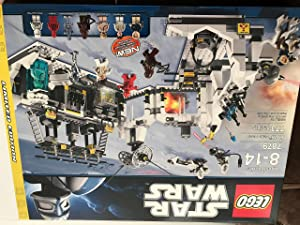 LEGO Star Wars Limited Edition Set #7879 Hoth Echo Base