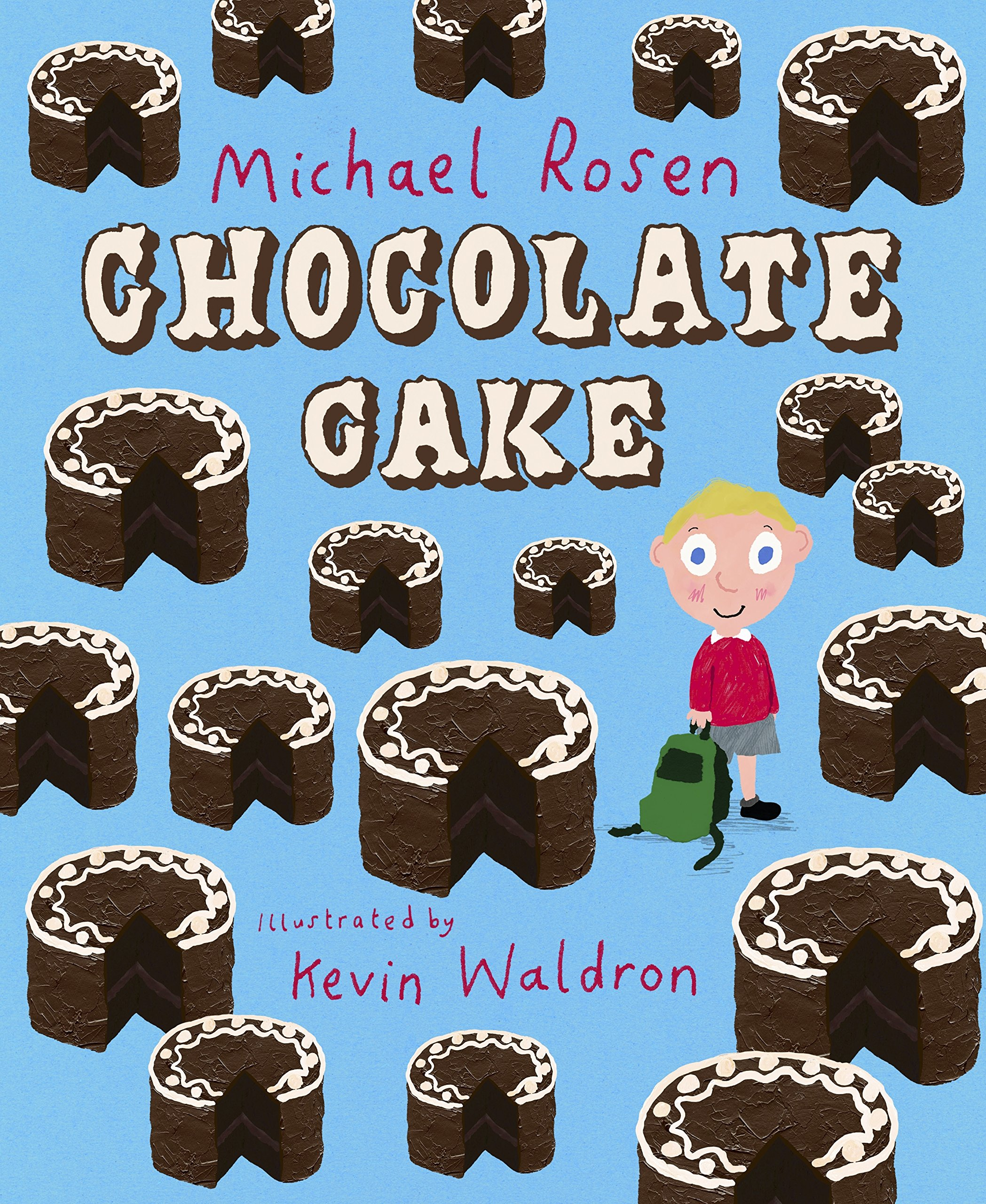 Image result for chocolate cake michael rosen