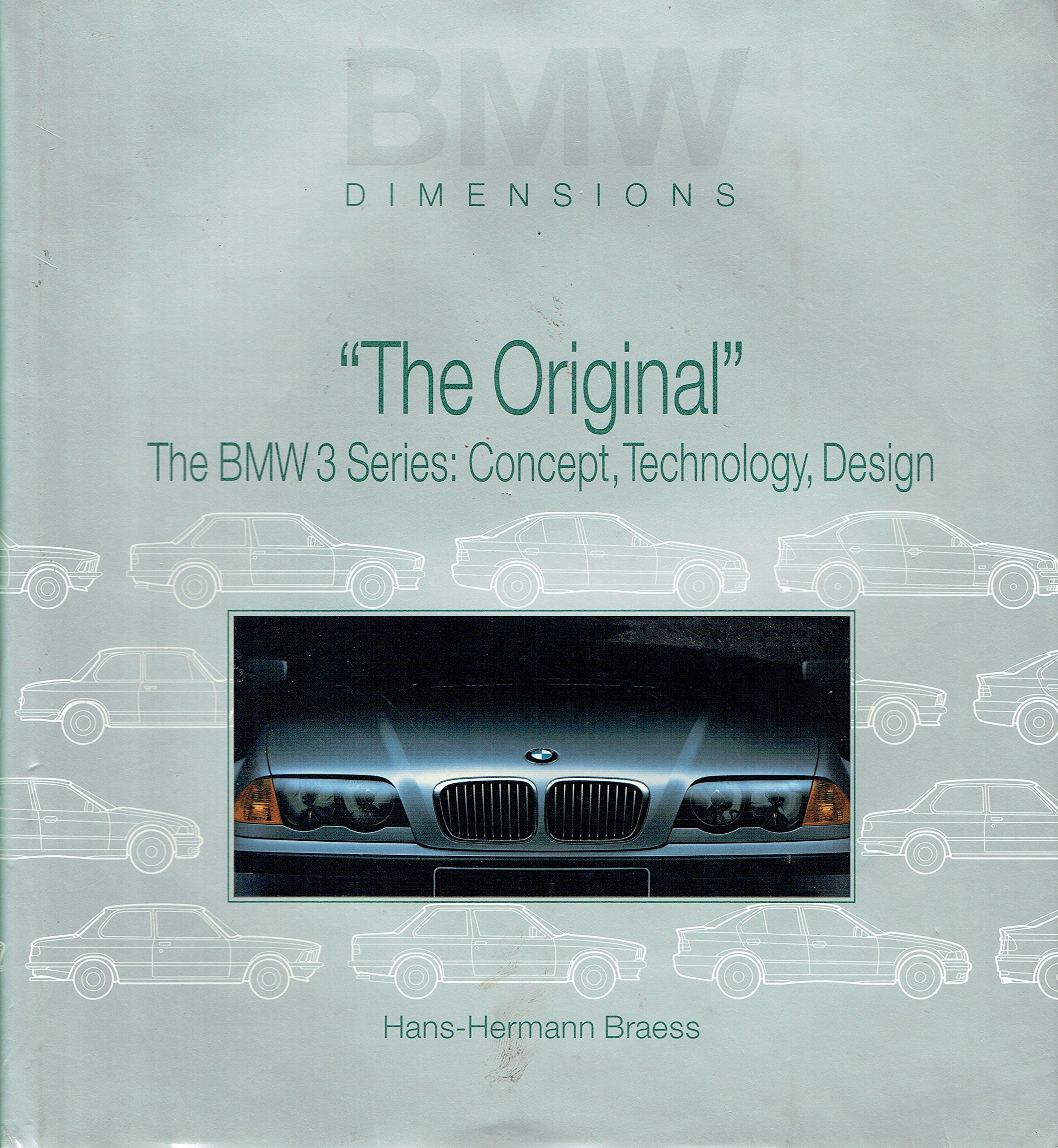 Bmw Dimensions The Original The Bmw 3 Series Concept Technology