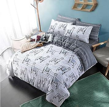 Linensrange Lamas Multi Steppdecke Bezug 50 Polyester 50 Baumwolle