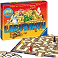 Ravensburger Labyrinth Family Board Game for Kids and Adults Age 7 and Up - Millions Sold, Easy to Learn and Play with Great