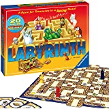 Ravensburger Labyrinth Family Board Game for Kids and Adults Age 7 and Up - Millions Sold, Easy to Learn and Play with…
