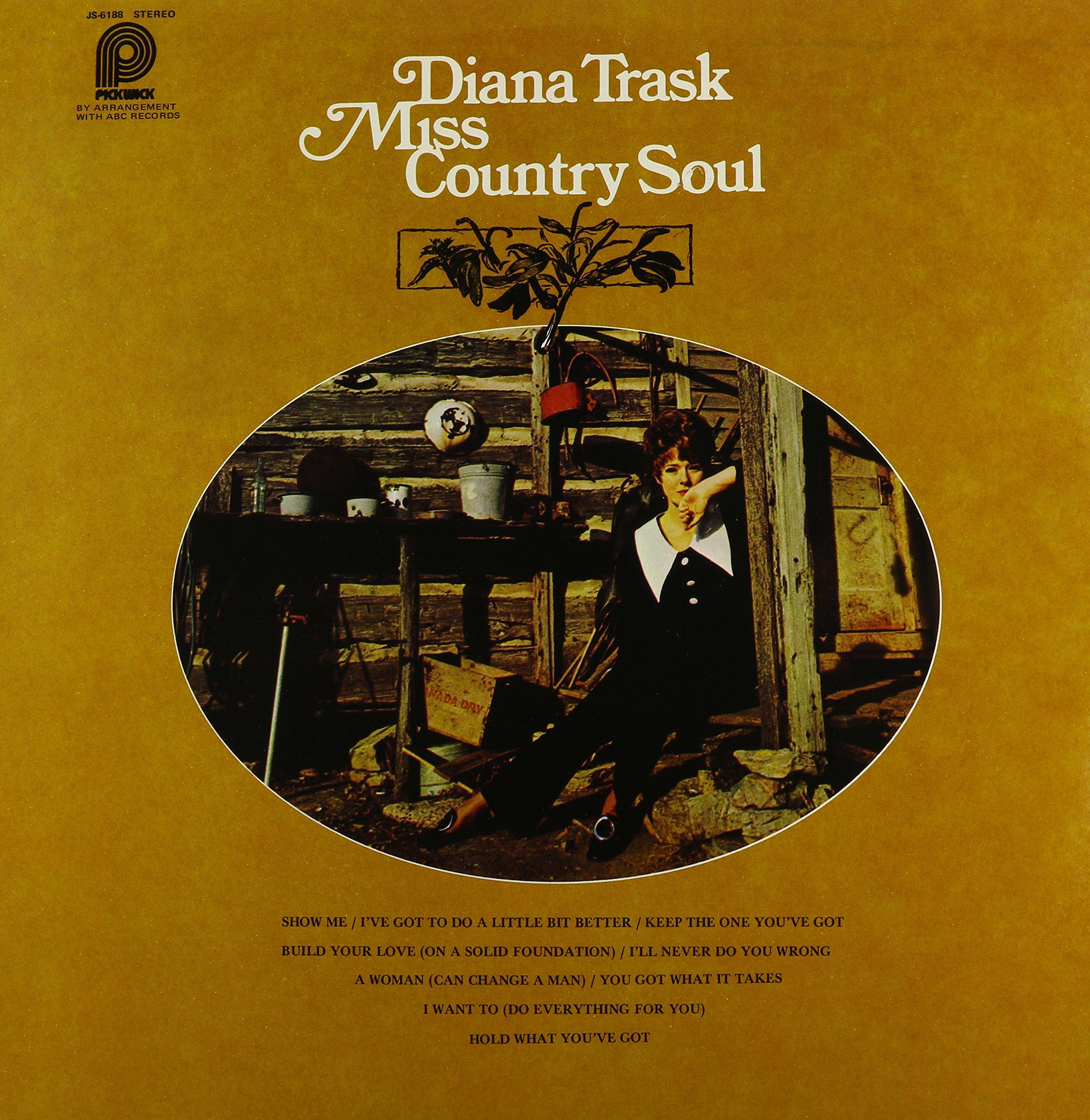 Vinilo : Diana Trask - Miss Country Soul (LP Vinyl)