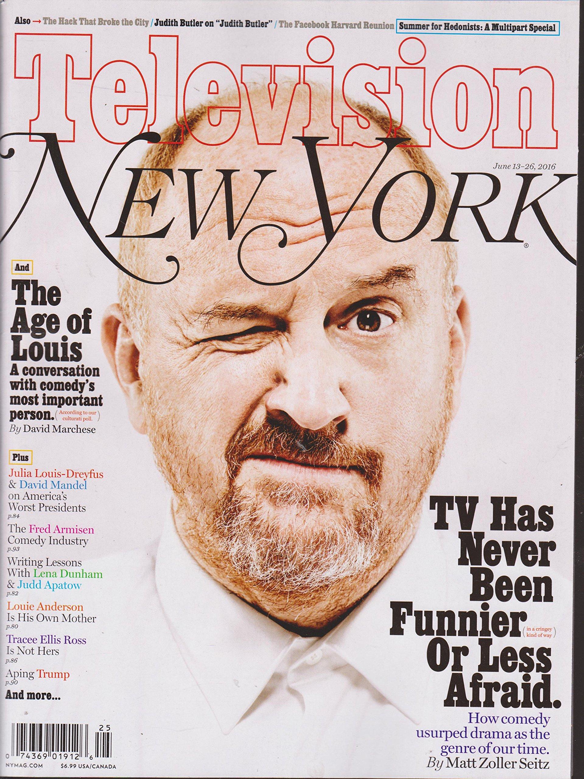 Download New York Magazine June 13-26 2016 pdf epub