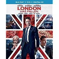 London Has Fallen on Blu-ray