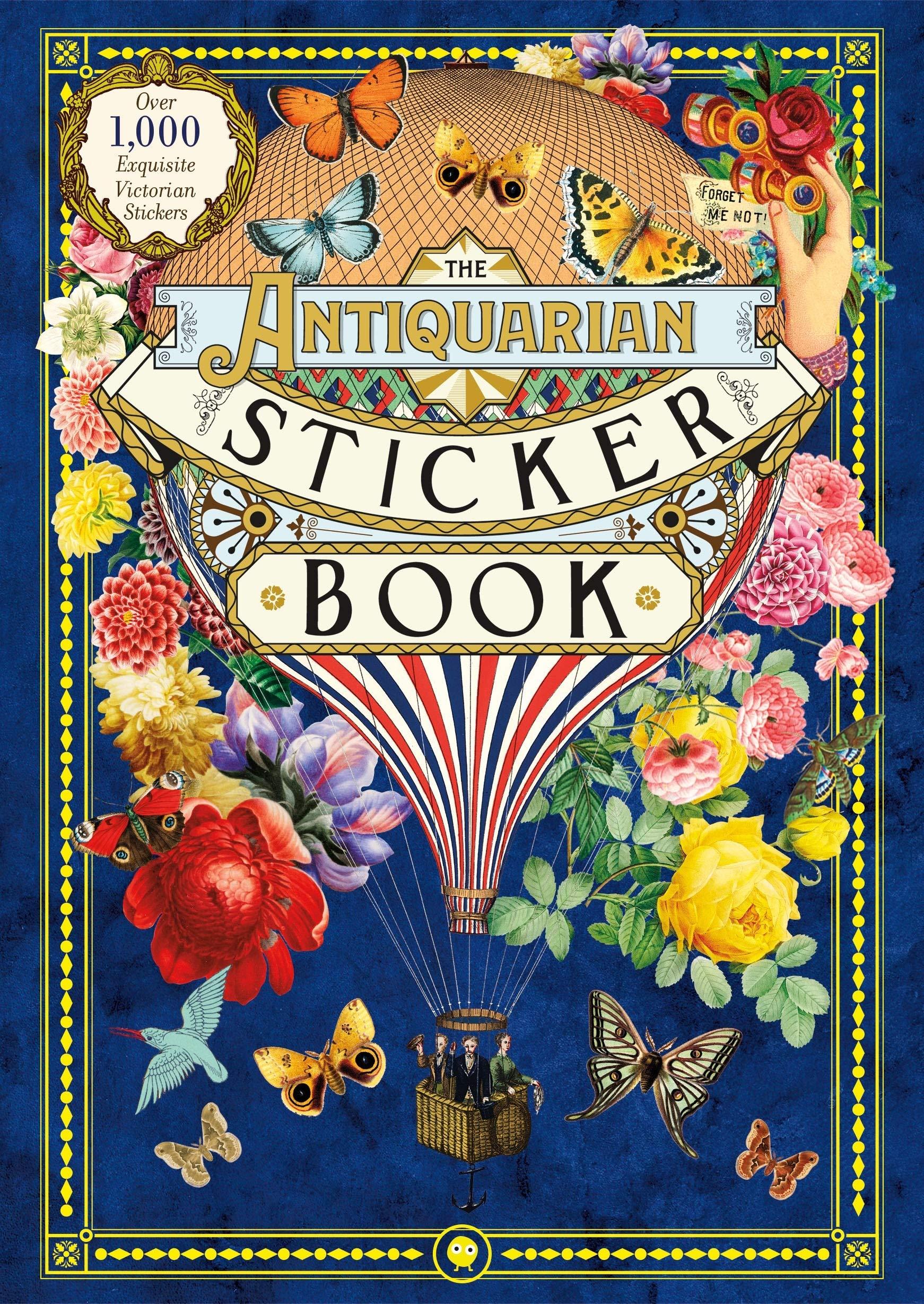 Antiquarian Sticker Book