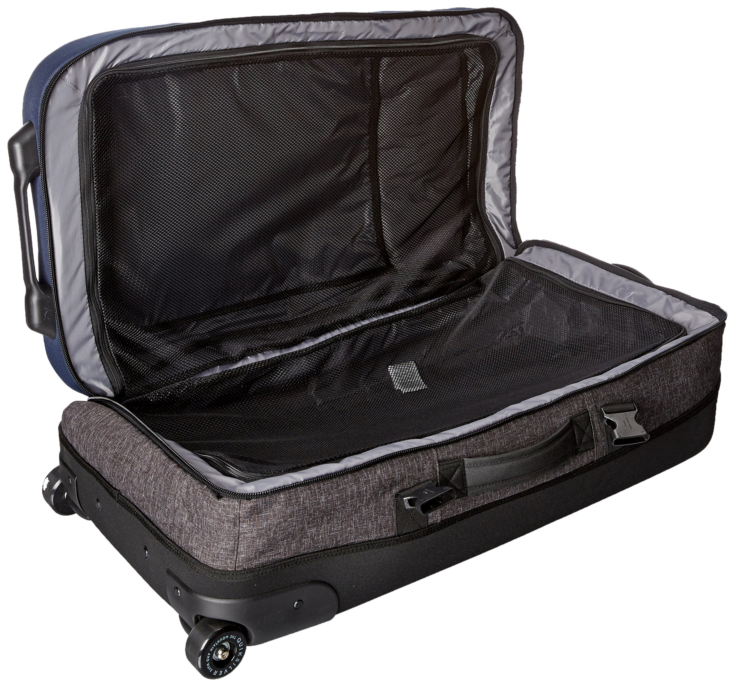 Quiksilver Young Men's Reach Luggage Roller Bag Accessory, -navy blazer, One Size by Quiksilver (Image #5)