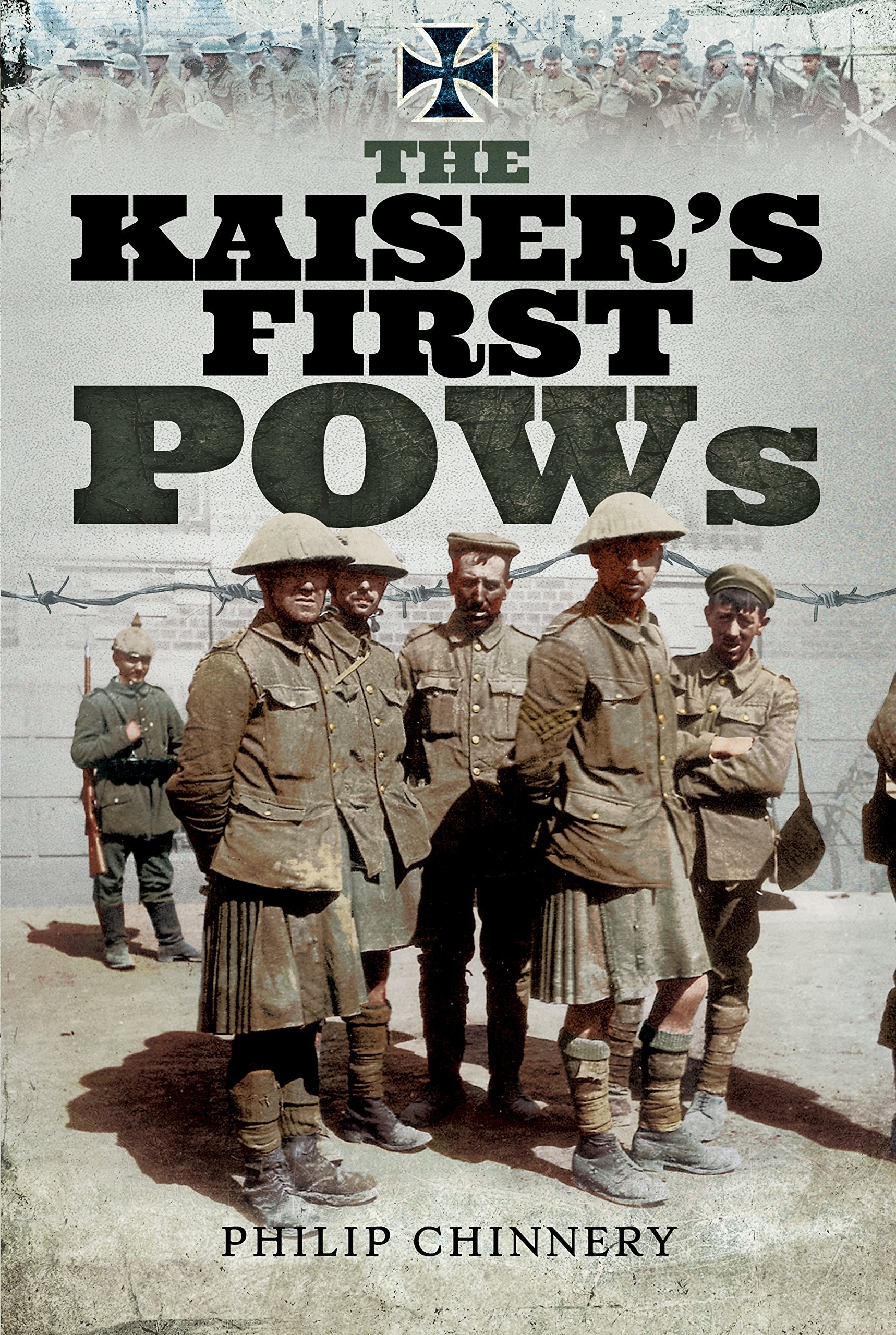 Read Online The Kaiser's First POWs pdf epub