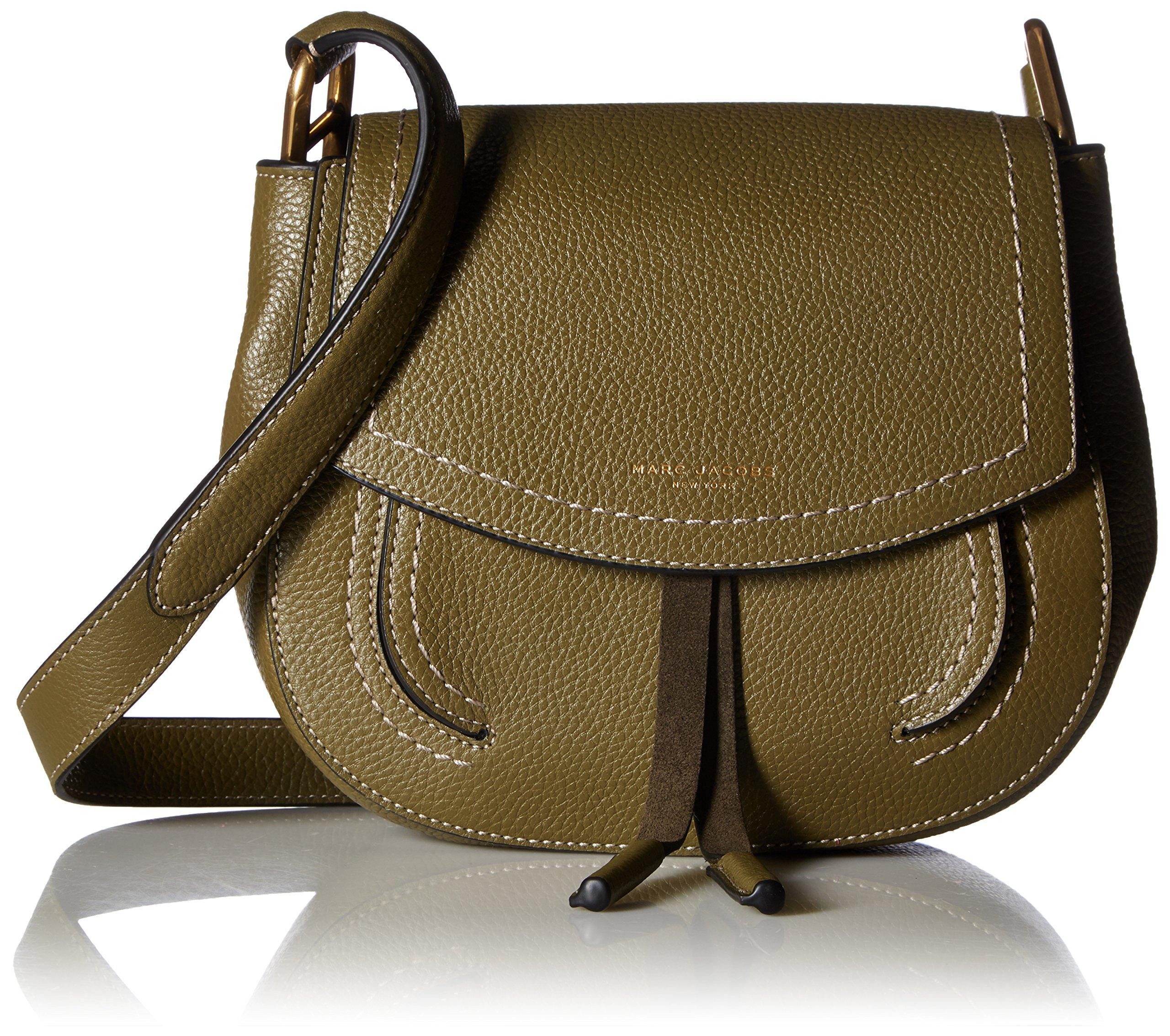 Marc Jacobs Women's Maverick Mini Shoulder Bag, Army Green