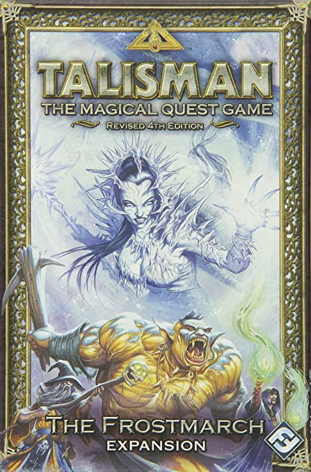 Talisman 4th Edition: The Frostmarch Expansion