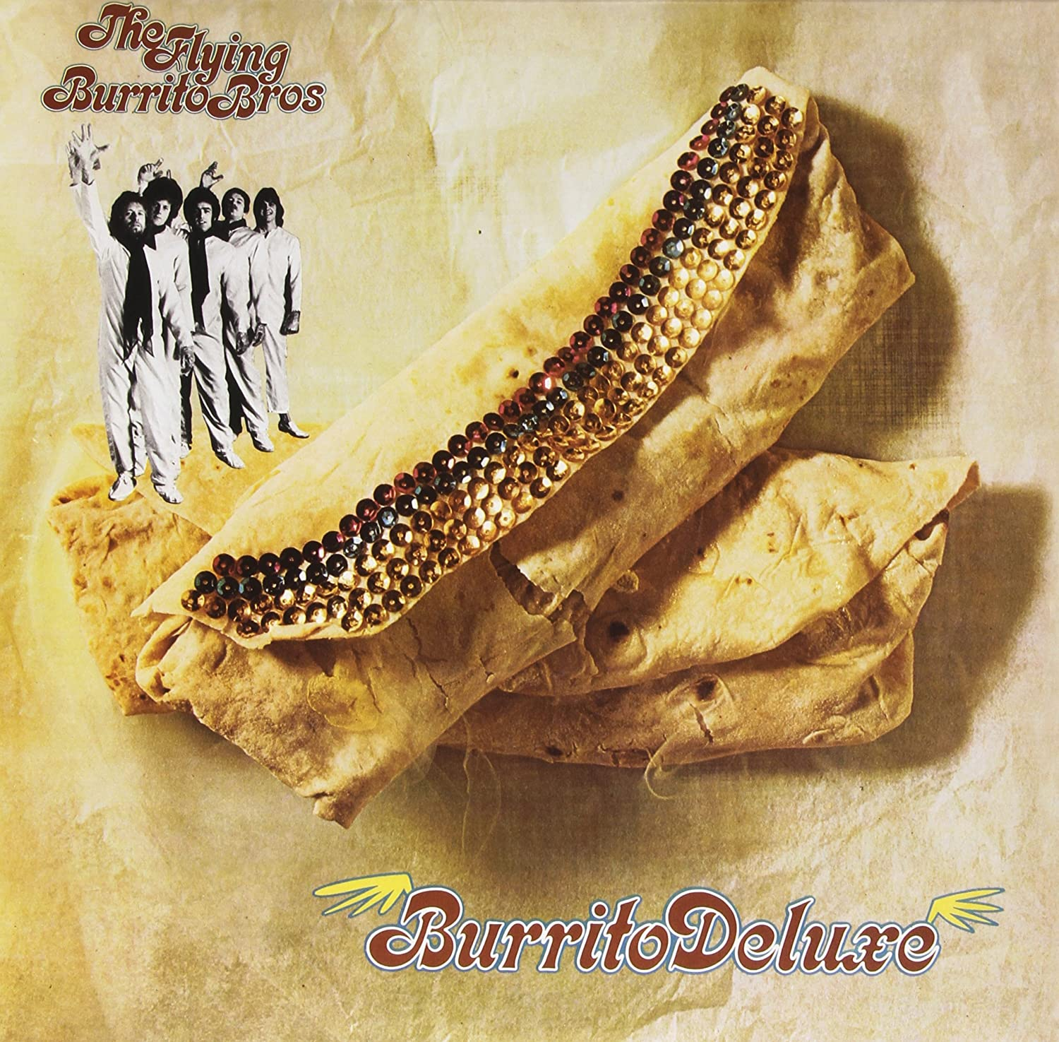 Burrito Deluxe : The Flying Burrito Bros, The Flying Burrito Bros ...