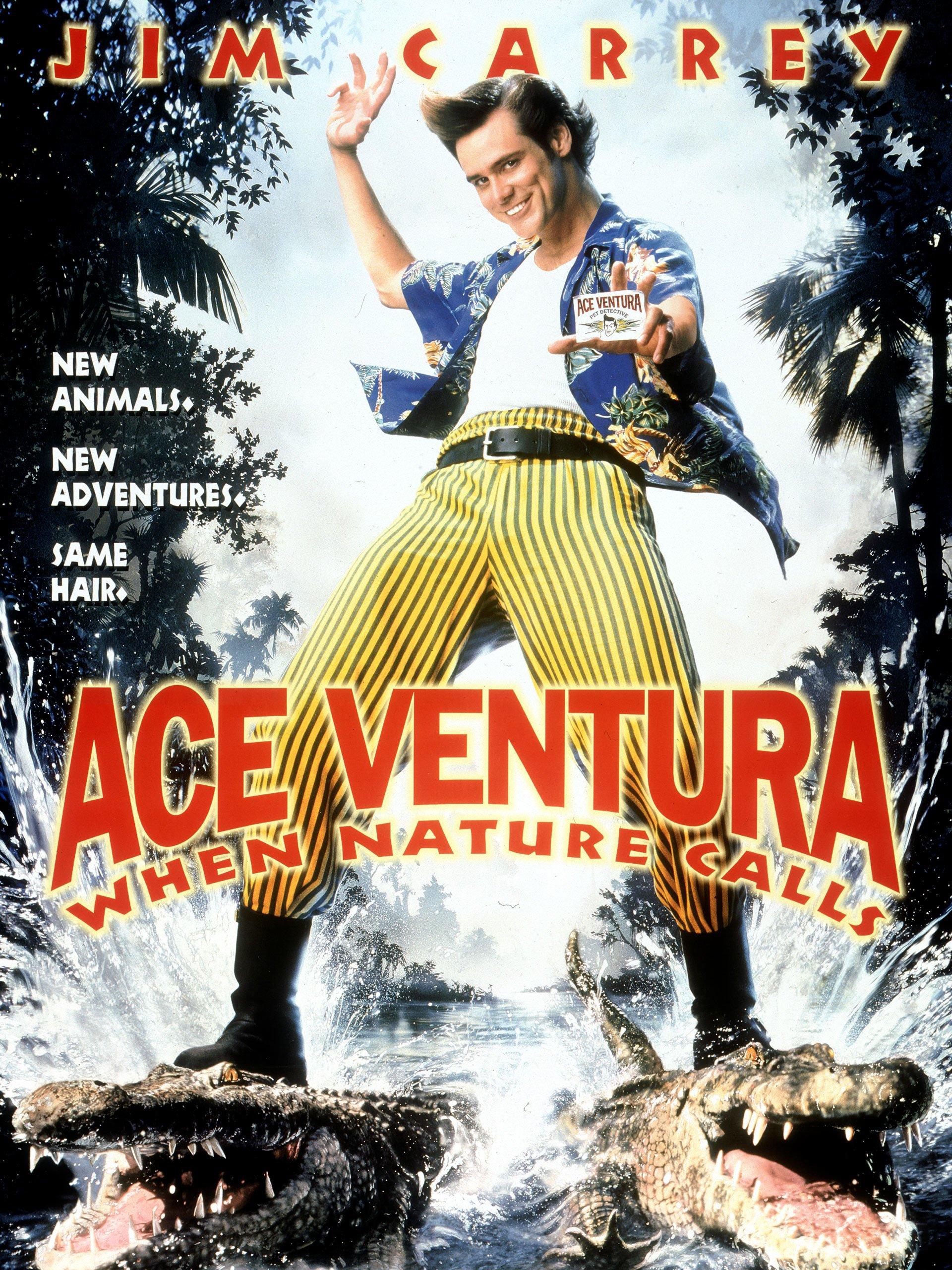 Watch Ace Ventura: Un Loco en Africa | Prime Video
