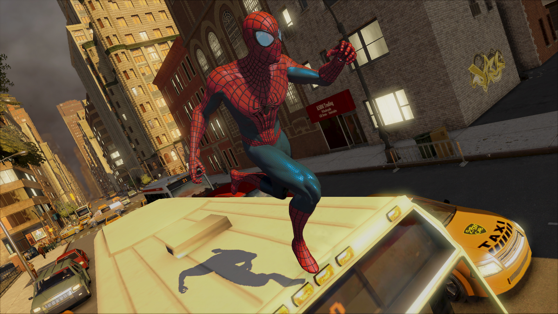 The amazing spider-man 2 apk for android free download.