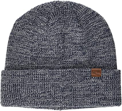 Mens Beanie Camel Active