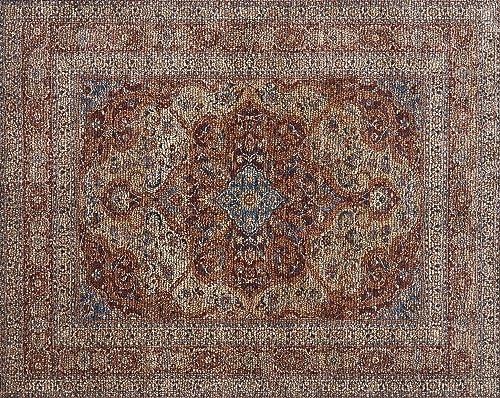 Loloi Porcia Collection Area Rug, 2 x 3 , Adobe Spice