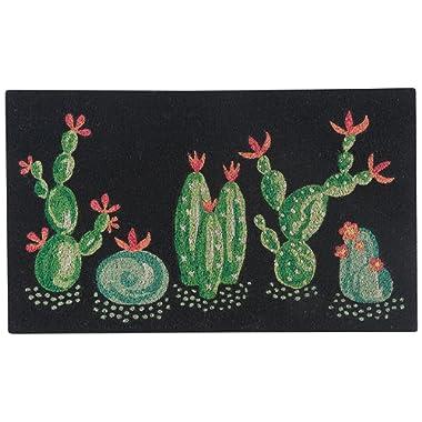 Now Designs Doormat, Cacti