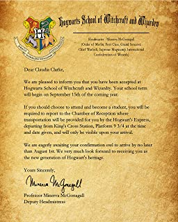How To Get A Hogwarts Acceptance Letter For Free