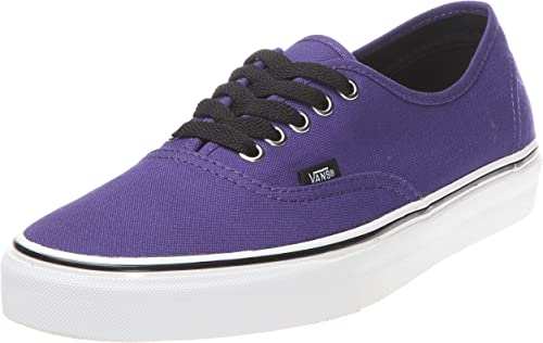 Vans Unisex-Adult Authentic Dark Purple