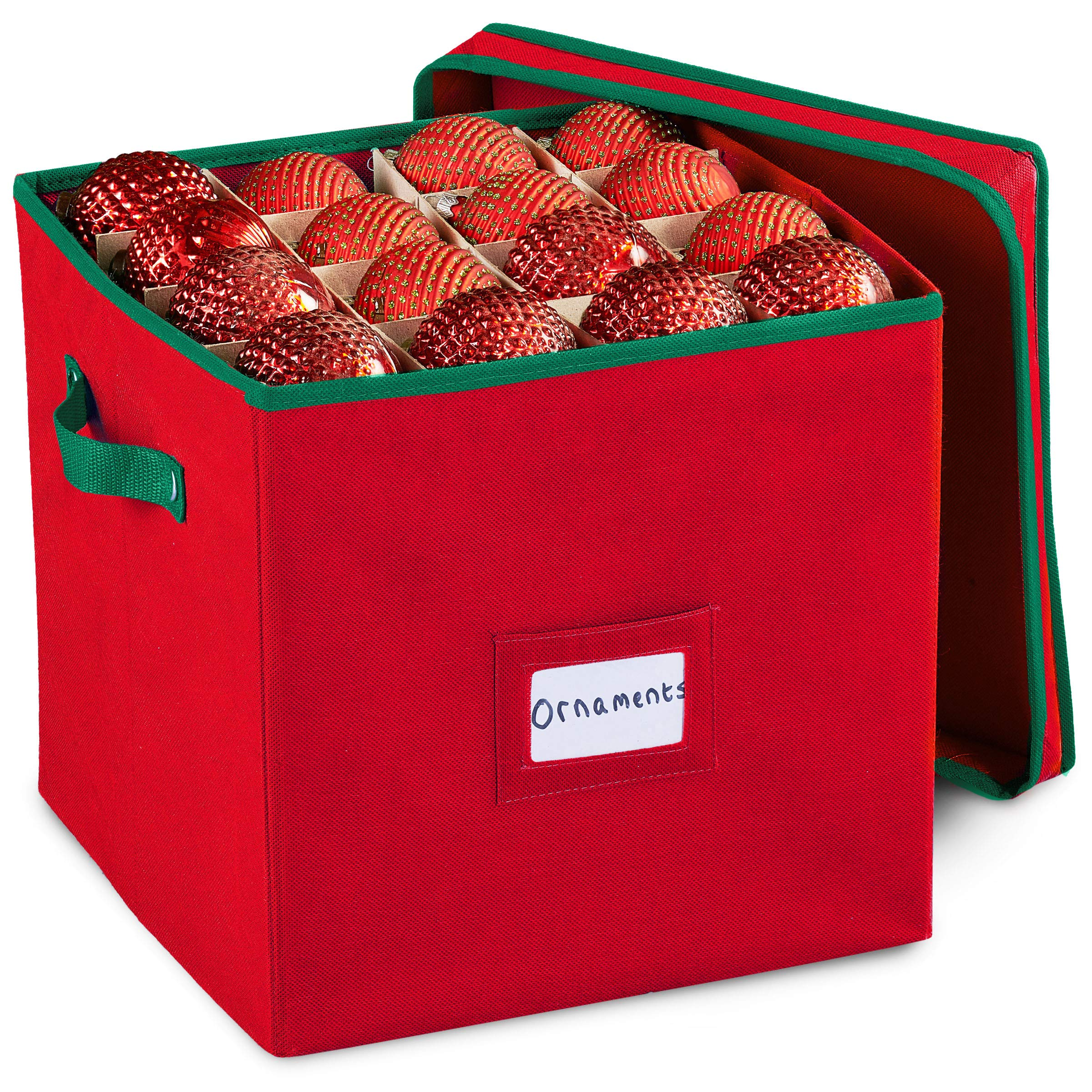 Best Rated in Holiday Ornament Storage & Helpful Customer ...