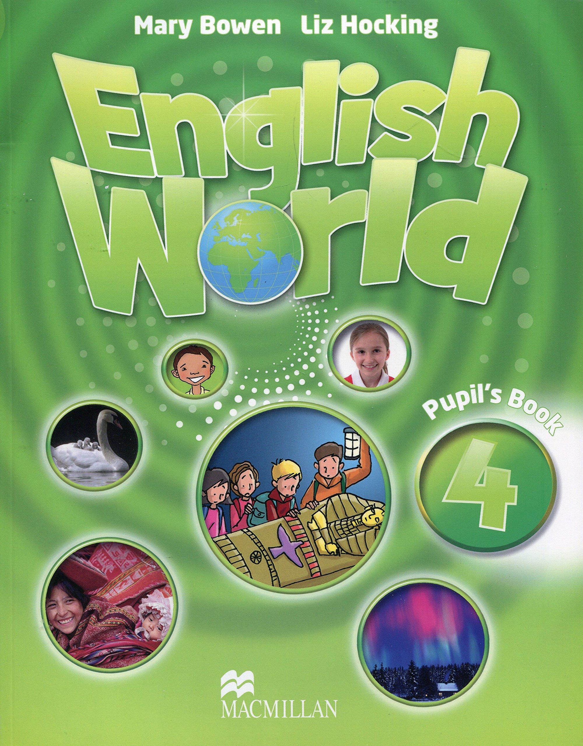 English World 4: Student Book pdf