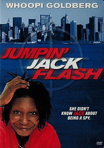 Amazon com: Jumpin' Jack Flash: Whoopi Goldberg, Stephen