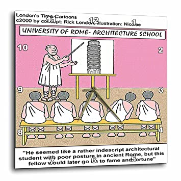 Amazon Com Londons Times Funny Society Cartoons Leaning Tower Of