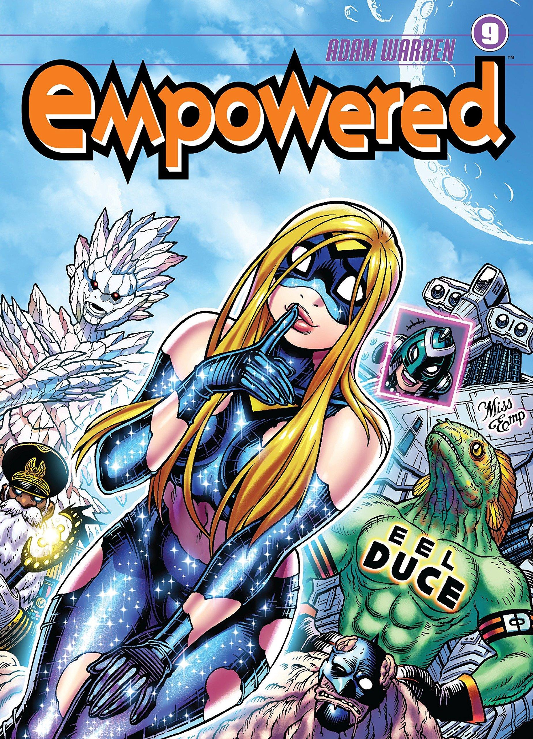 Empowered Volume 9 by Dark Horse Books