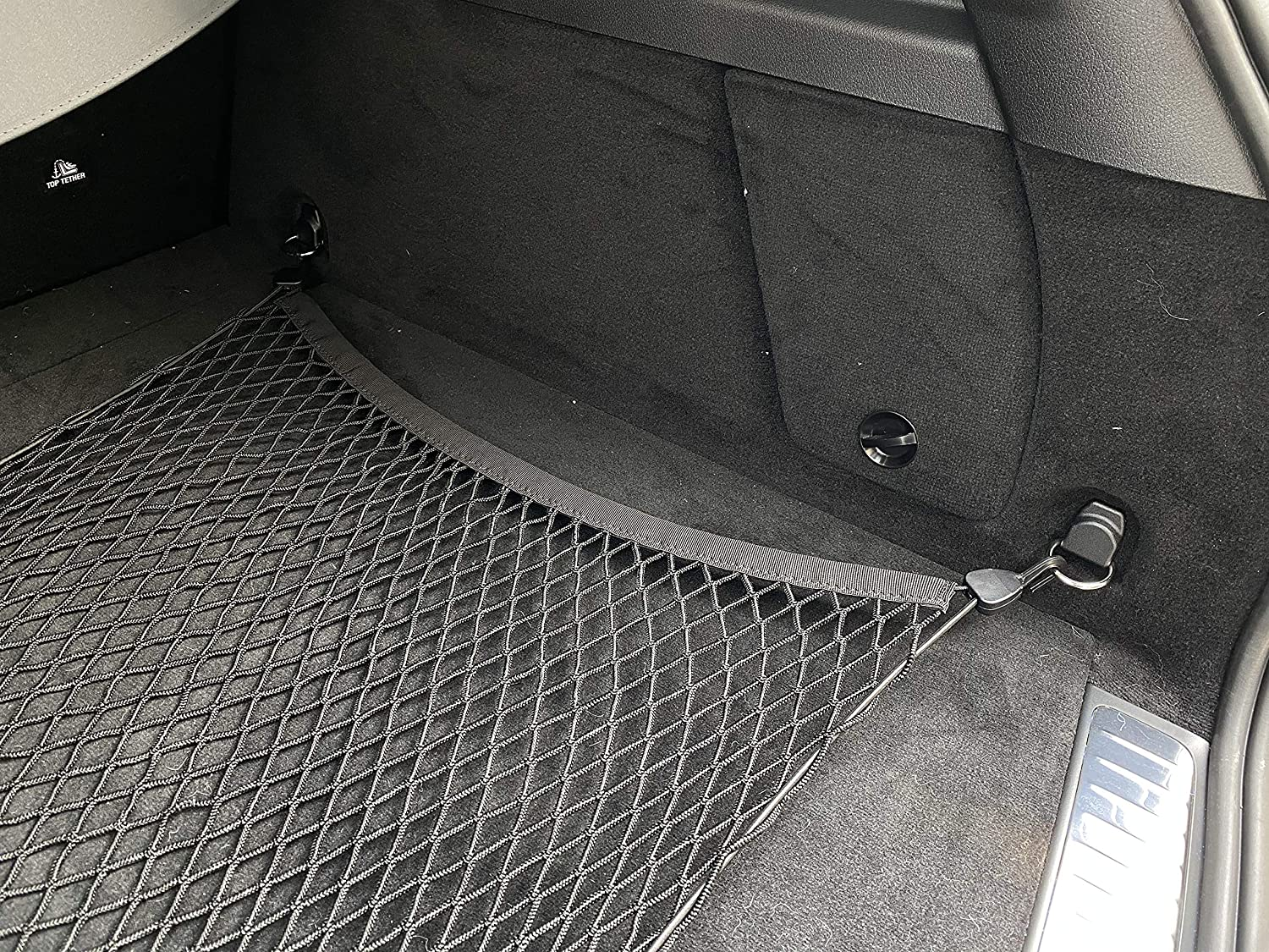 Floor Style Trunk Cargo Net for Mercedes-Benz GLE-Class W167 2020 New