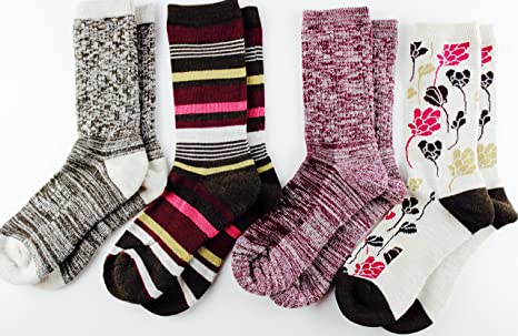 c4b569bd2 Image Unavailable. Image not available for. Colour  Kirkland Signature  Ladies Merino Wool Extra-Fine Trail Socks