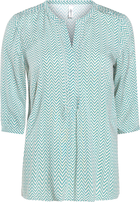 Soyaconcept Tanzila 1 Blusa Para Mujer, Color Verde