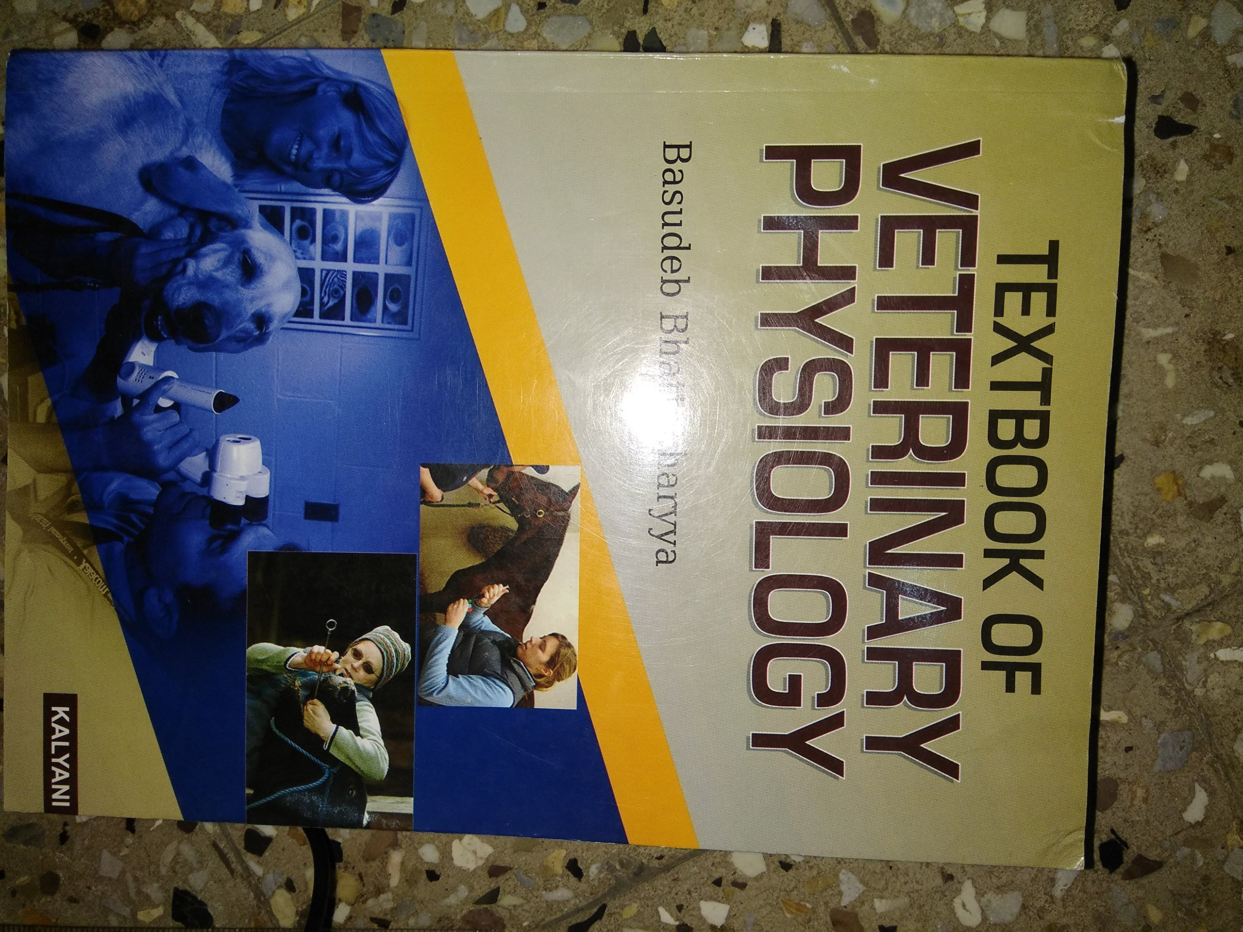 Amazon.in: Buy Textbook of Veterinary Physiology Book Online at Low ...