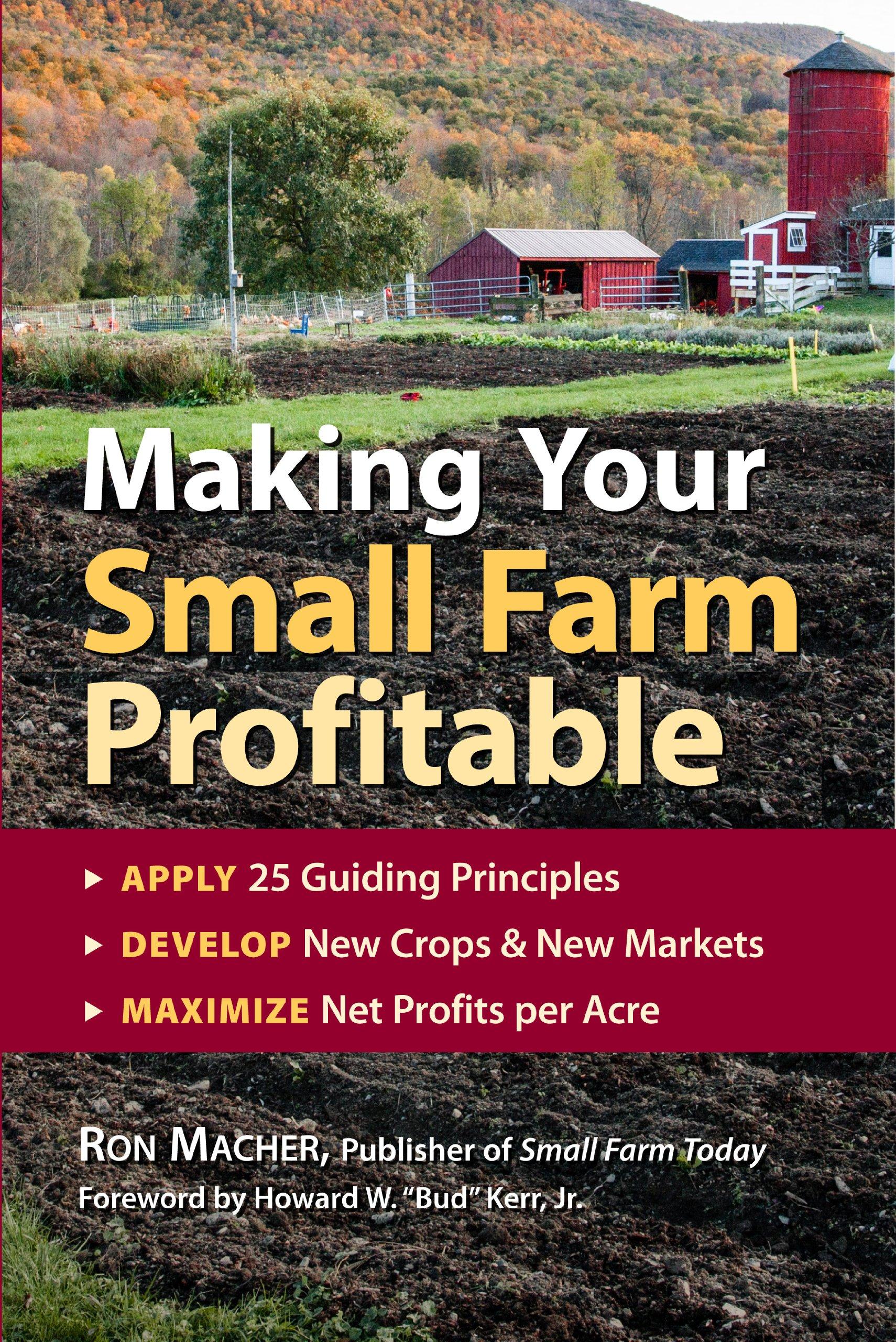 Making Your Small Farm Profitable: Amazon.es: MacHer, Ron ...