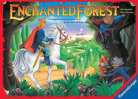 amazon co jp ravensburger enchanted forest game パソコン 周辺機器