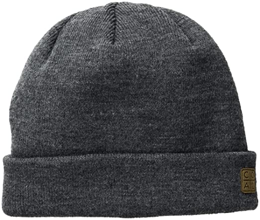 98016e927dab0 Amazon.com  Coal Men s The Harbor Fine Knit Classic Cuff or Oversized  Modern Style Beanie