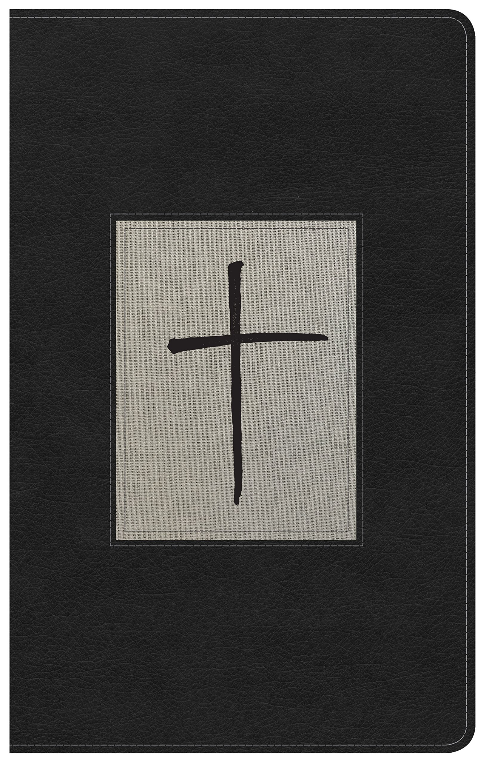 Download NKJV Ultrathin Reference Bible, Black/Gray Deluxe LeatherTouch, Indexed ebook