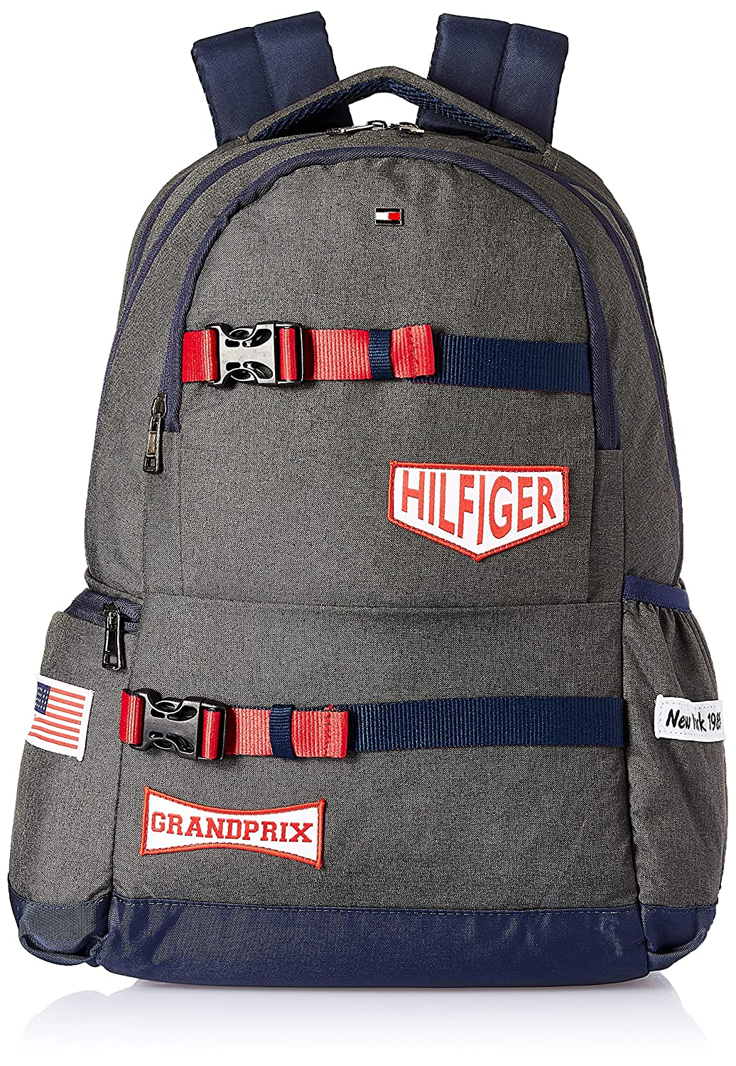 Tommy Hilfiger United 35 Ltrs Black Laptop Backpack