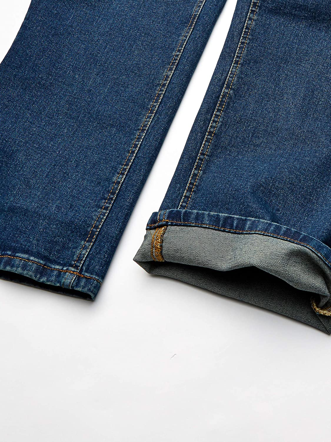 Essentials Mens Athletic-Fit Stretch Jean