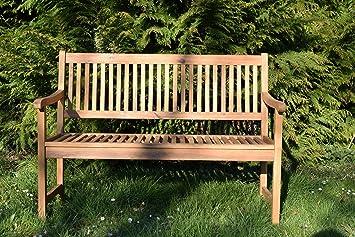 120 x 65 x 90cm Chillroi Kingsbury Gartenbank Panca da giardino in legno di acacia
