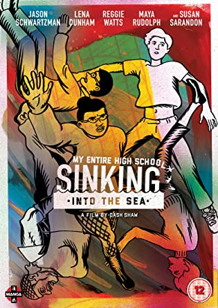 Image result for my entire high school sinking into the sea dvd manga uk