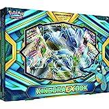 """Pokémon Pok80293""""Kingdra-ex Box"""" Jeu"""