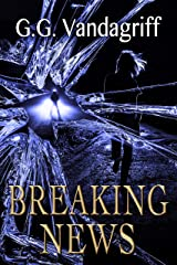 Breaking News: A Novel of Romantic Suspense (Super-Sleuths of WOOT TV Book 1) Kindle Edition