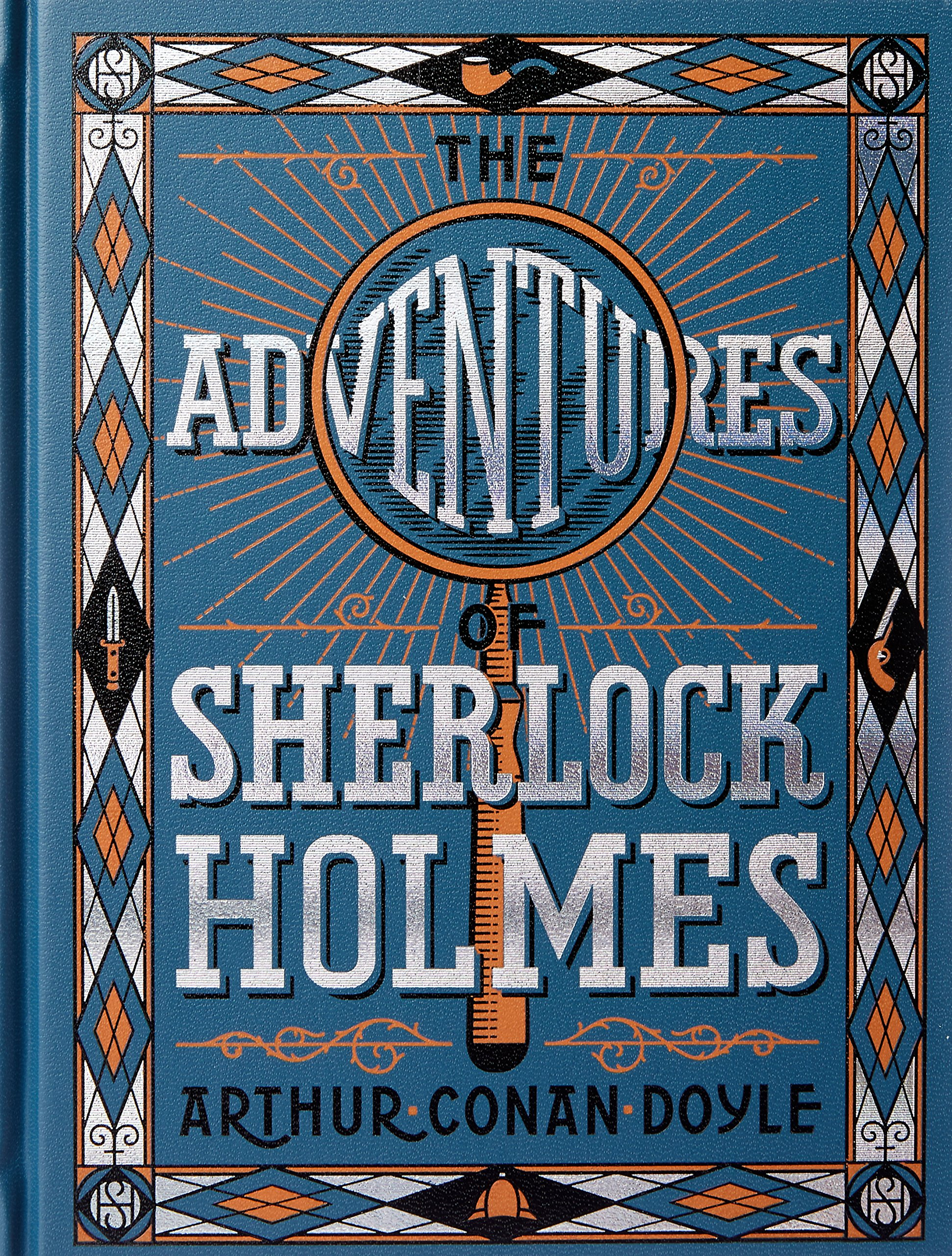 Adventures of Sherlock Holmes (Barnes & Noble Leatherbound Children's Classics)